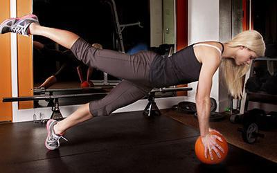 BPU - ćwiczenia na brzuch pośladki uda